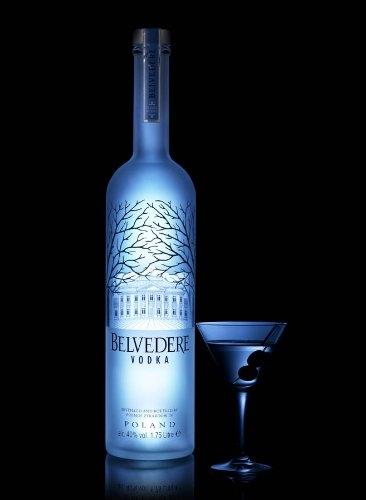 Belvedere 1 75l Podświetlana Butelka Cena 389 Zł