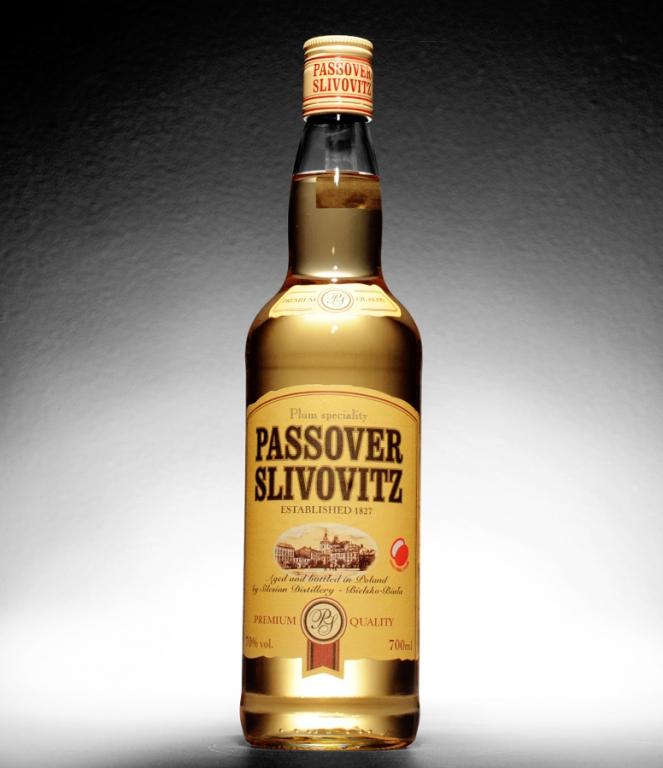 Passover Slivovitz 700ml 70%