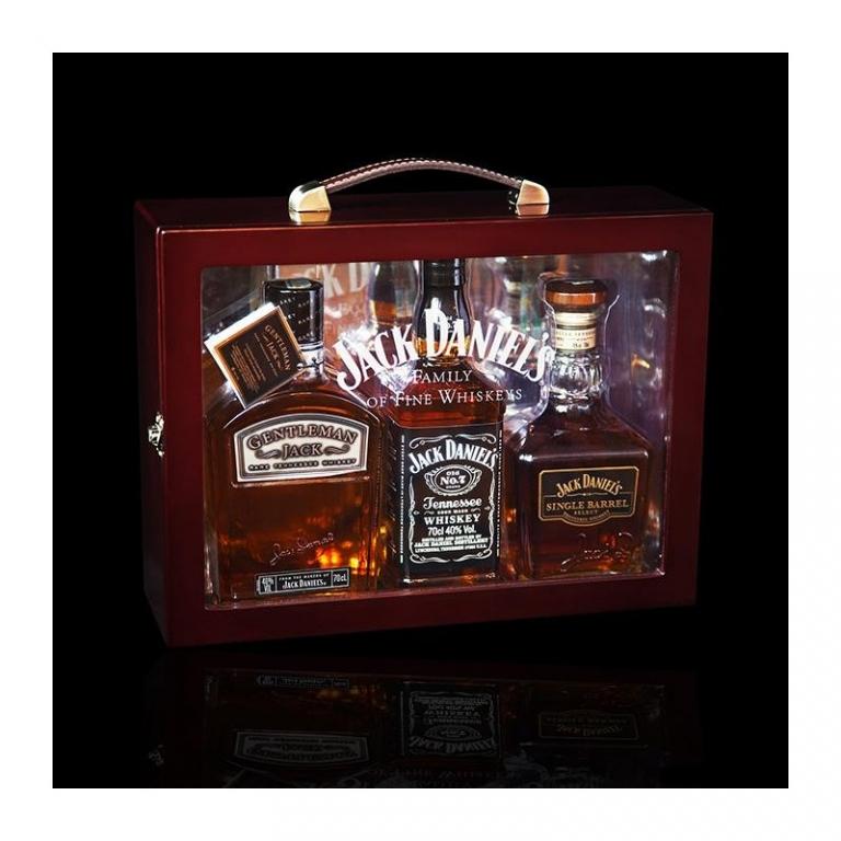 Jack Daniel S Family Box Cena 469 Zł Świat Alkoholi