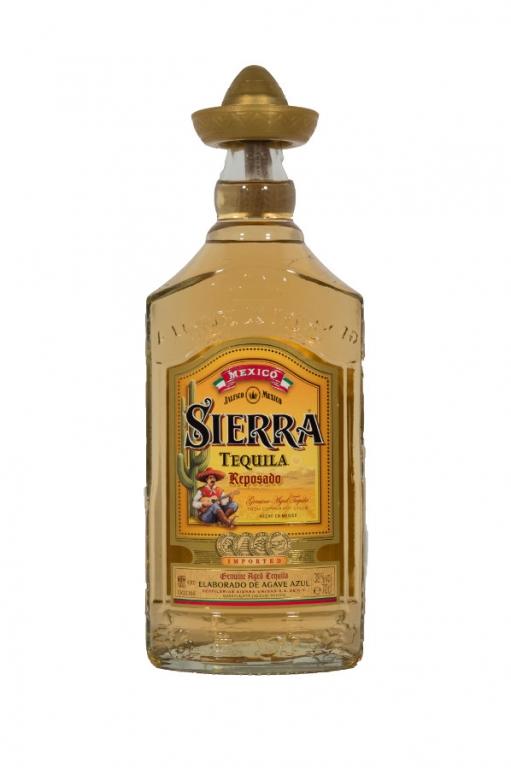 Tequila Sierra Gold